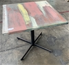 Café Tables - Recycled Timber Look