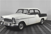 1958 Holden FC Special Manual Sedan (6,470 miles from new)