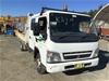 <p>2010 Mitsubishi  CANTER Fuso 4.0t 4 x 2 Tipper Truck</p>