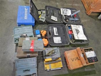 Assorted Hand Tools & Instruments