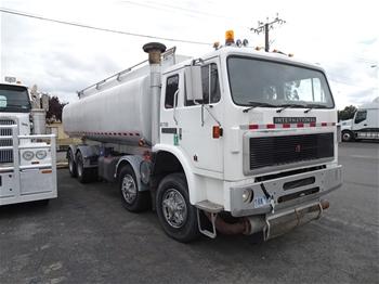 1980 International T2670 Tanker Truck