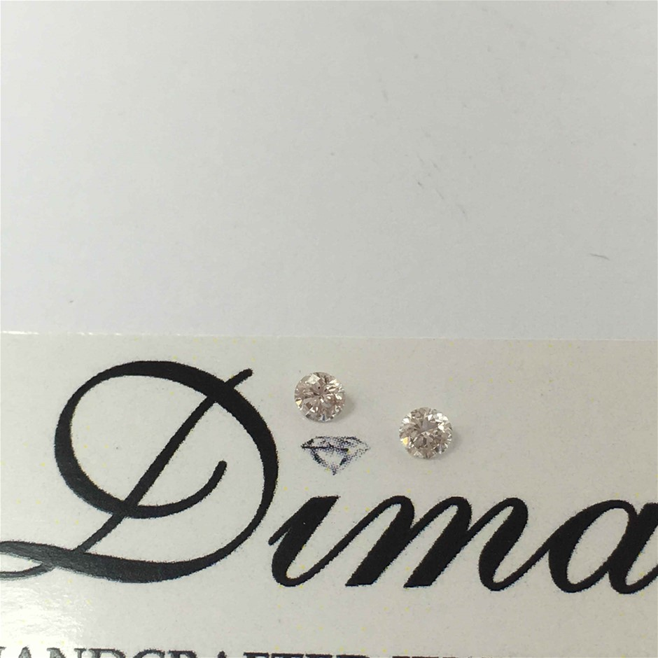 0.075ct Pink Diamond