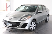 2009 Mazda 3 Neo BL Manual Sedan