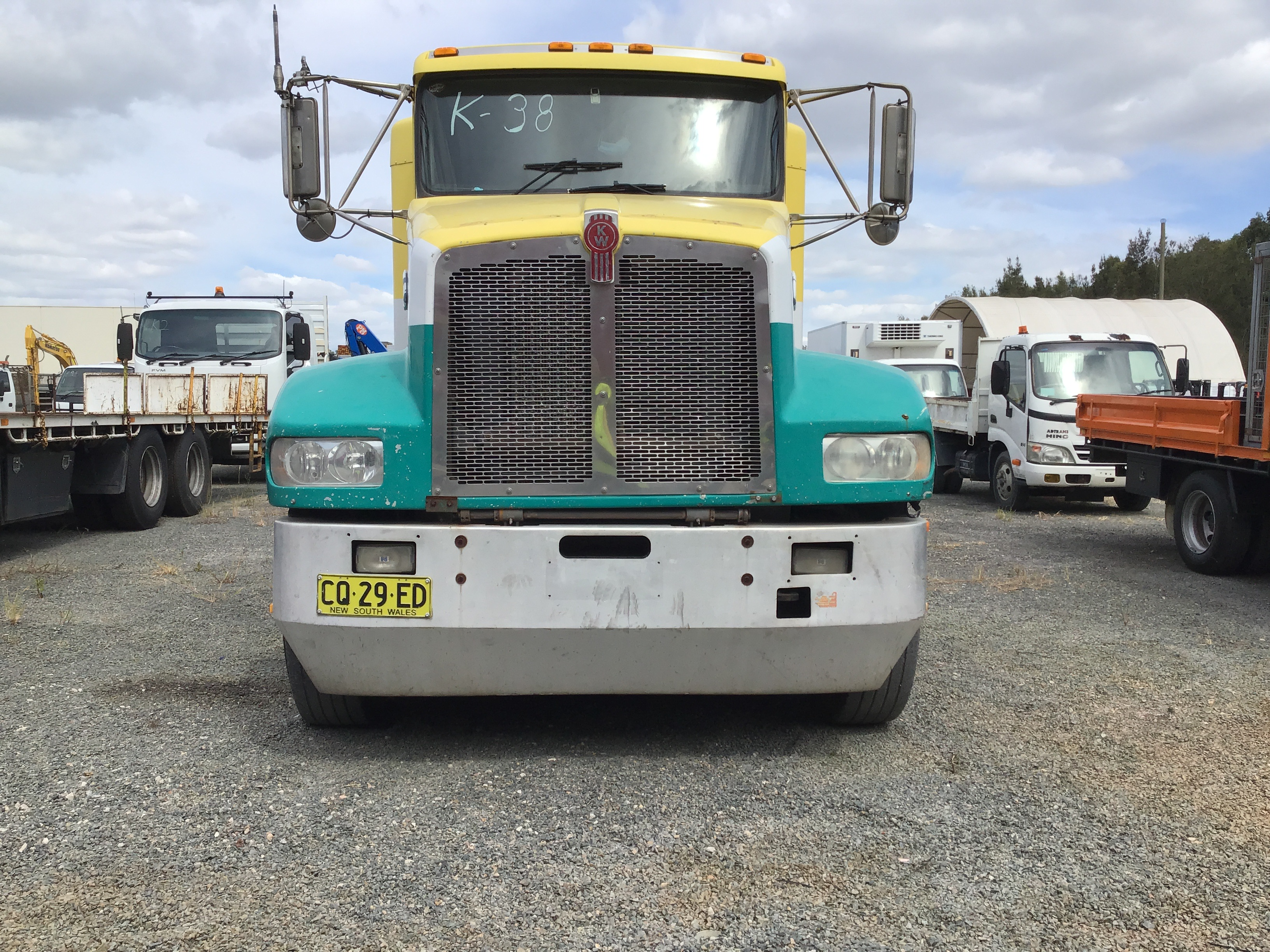 2008 Kenworth T388 6 x 4 Prime Mover Truck