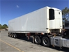 <p>2003 FTE 3A Triaxle Refrigerated Trailer</p>