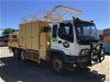 <p>2005 Isuzu FVZ 6 x 4 Service Truck</p>