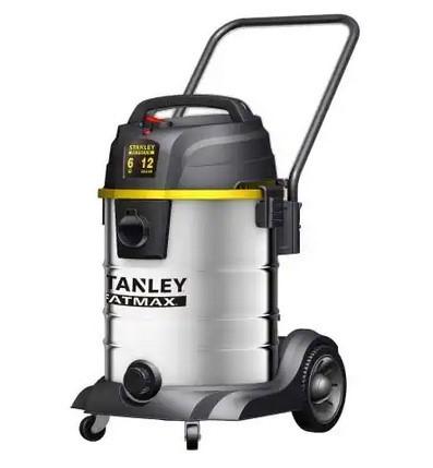 STANLEY FatMax Stainless Steel Wet/Dry Vacuum Cleaner, 45L. (SN:CC73811) (2
