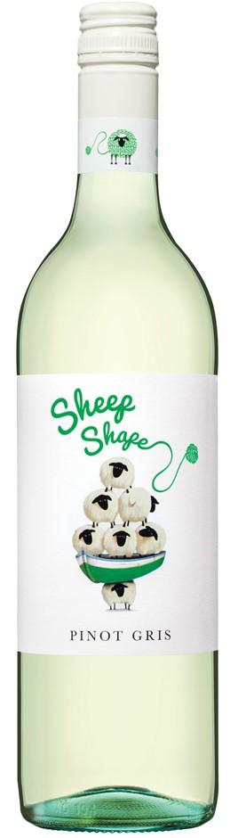 Sheep Shape Pinot Grigio 2020 (12x 750mL)
