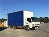 <p>2019 Mitsubishi  Canter  4 x 2 Curtainsider Rigid Truck</p>