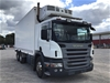 <p>2006 SCANIA P310 6 x 4 Refrigerated Body Truck</p>