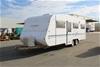 <p>2008 Dreamhaven Crusader XL Caravan</p>