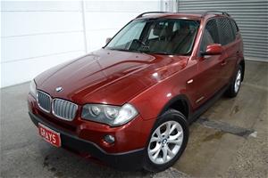 2008 BMW X3 xDrive 20d Lifestyle E83 Tur