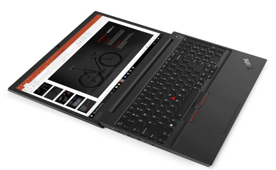 Lenovo ThinkPad E15 15.6-inch Notebook, Black