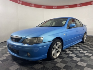 2005 Ford Falcon XR6 BA MKII Automatic S