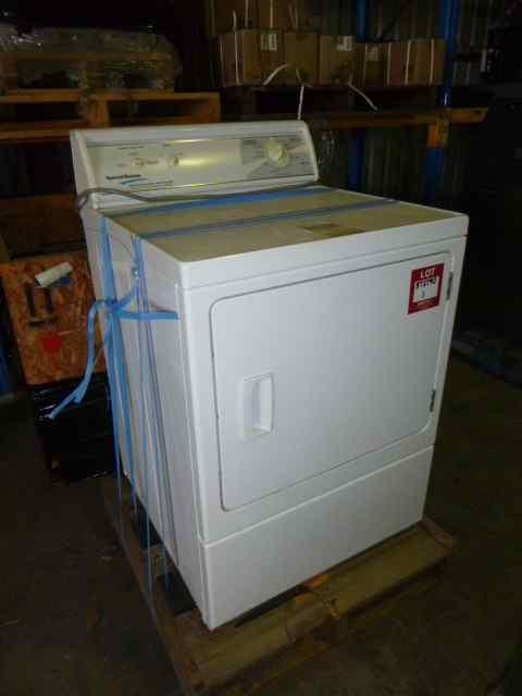 Speed Queen Commercial Heavy Duty Dryer
