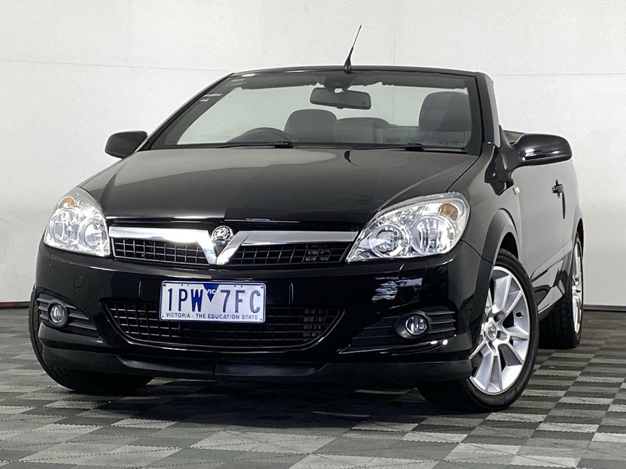 2012 Holden Astra Manual Sedan