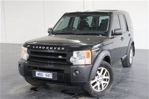 2007 Land Rover Discovery 3 SE Series II