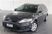 Unreserved  2012 Ford Mondeo LX TDCi MC Turbo Diesel