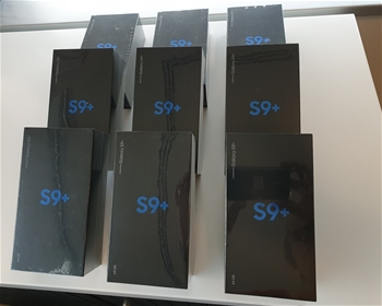 Samsung S9+ & Accessories