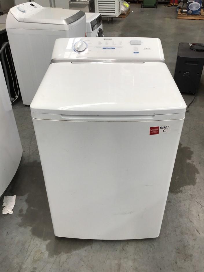 Simpson 'Ezi Set' 7.5kg Top Load Washing Machine