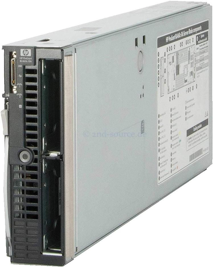 HP BL460c G6 CTO
