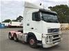 <p>2003 Volvo FH12 6 x 4 Prime Mover Truck</p>