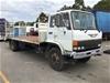 <p>1989 Hino FF 4 x 2 Tray Body Truck</p>