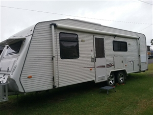 Coromal Princeton CVT Caravan