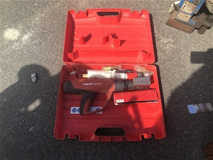 Hilti DX 462 Powder Actuated Tool with H