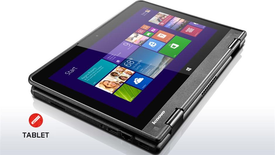 Lenovo ThinkPad Yoga 11e Notebook, Black