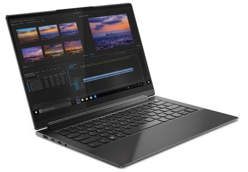 Lenovo Yoga 9 14ITL5 14-Inch Notebook, Shadow Black