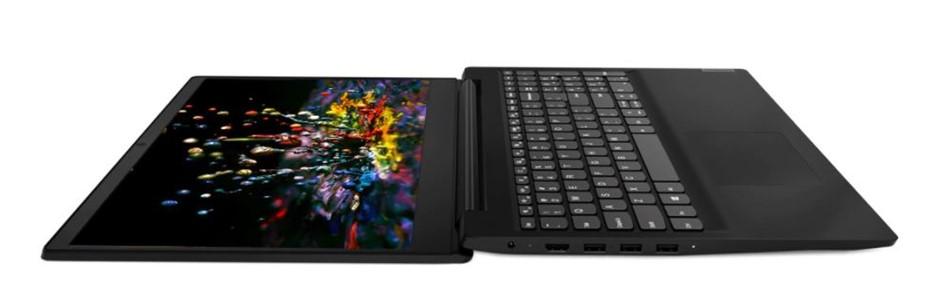 Lenovo IdeaPad S145-15IIL 15.6-inch Notebook, Black