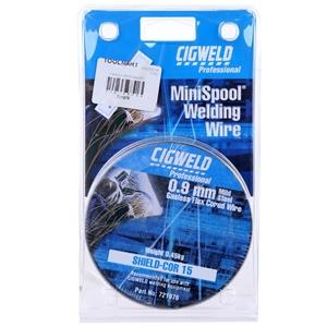 CIGWELD SHEILD-COR 15 Gasless Flux Mild
