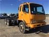 <p>2007 Mitsubishi  FN 600 6 x 4 Cab Chassis Truck</p>