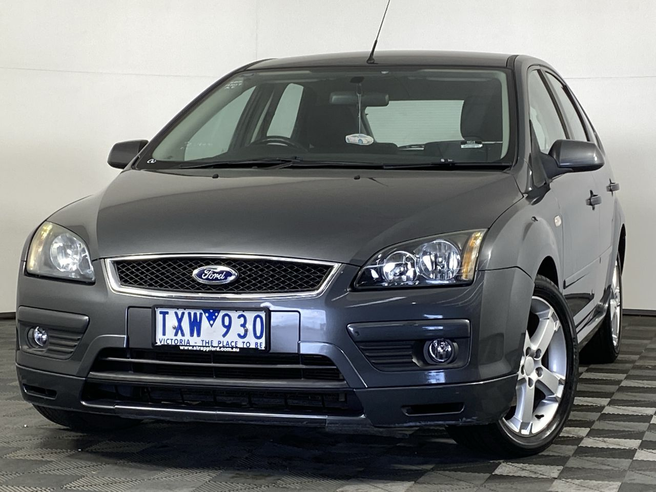 2005 Ford Focus Zetec LS Manual Hatchback