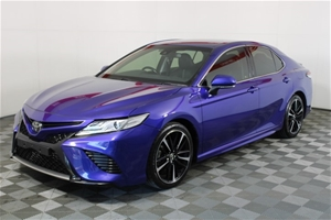 2018 Toyota Camry SX GSV70R Automatic -