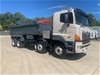 2006 Hino 4033 FY 700 Series Tipper