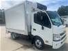 2012 Hino 4032 300 Series Refrigerated Pantech Truck