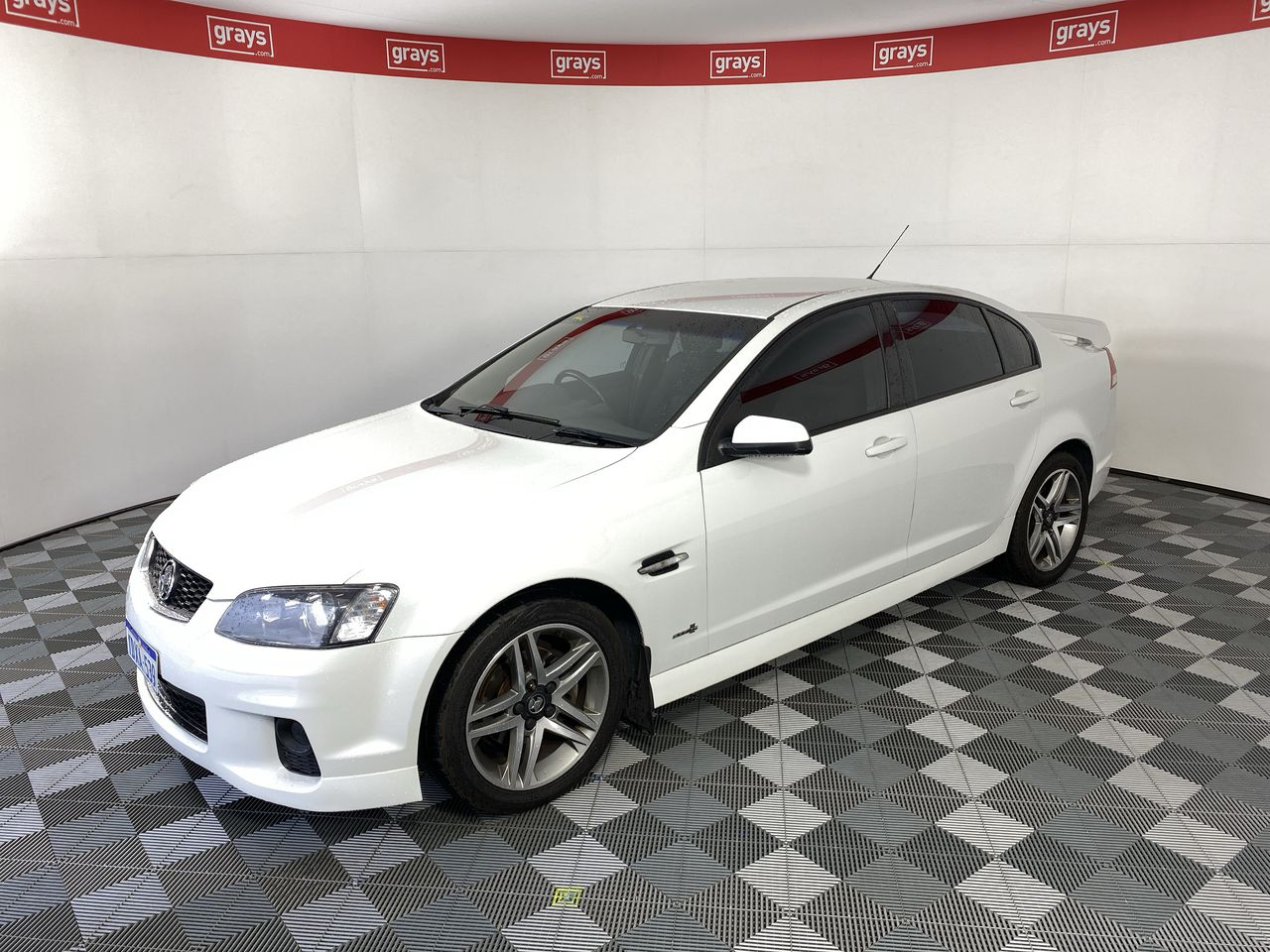 2012 Holden Commodore SV6 VE Automatic Sedan 134414 Kms