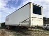 <p>2008 Maxi trans  ST 3 Triaxle Dry Freight Van Trailer</p>