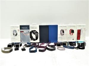 Bundle Of Used & Untested Fit Bit Fitnes