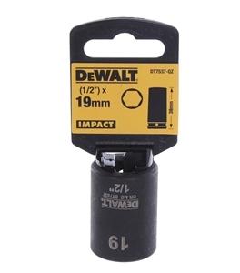 DeWALT 1/2`` Drive Impact Socket 19mm. B