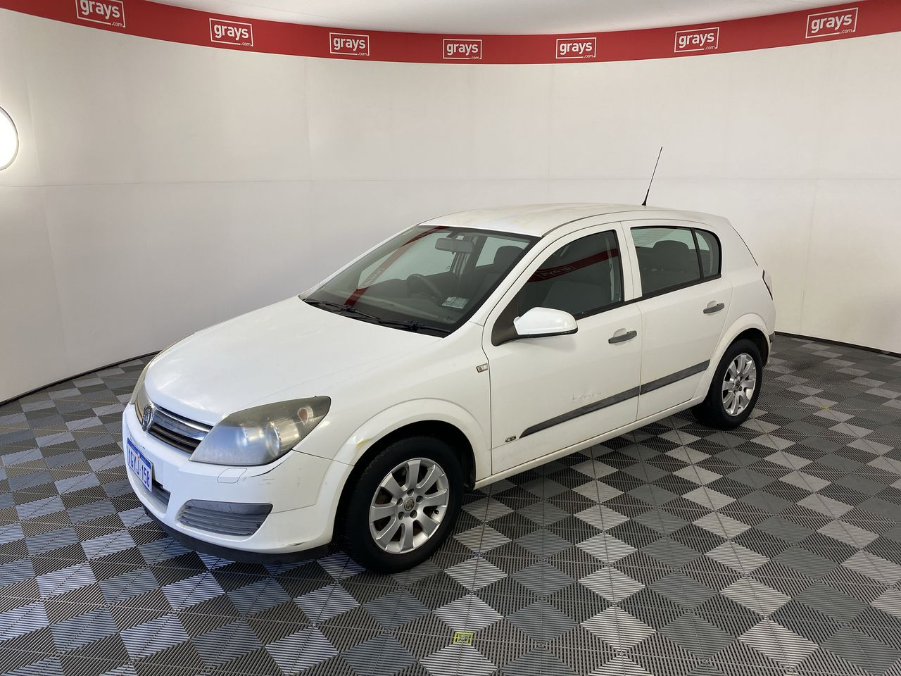 2006 Holden Astra CD Equipe AH Automatic Hatchback
