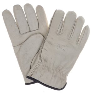 18 Pairs x FAN-TEX Leather Gloves, Size