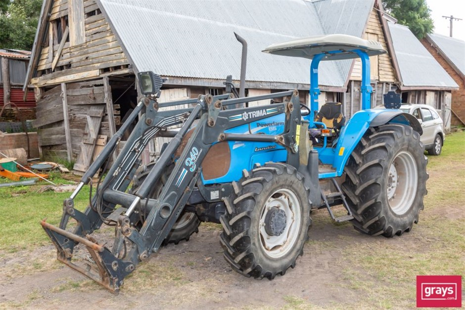 Landini Power Farm 85 Tractor