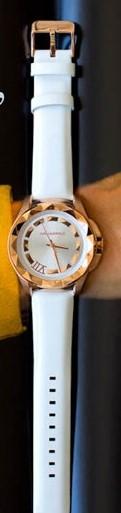 Ladies new Karl Lagerfeld Paris Couture very glamorous watch.