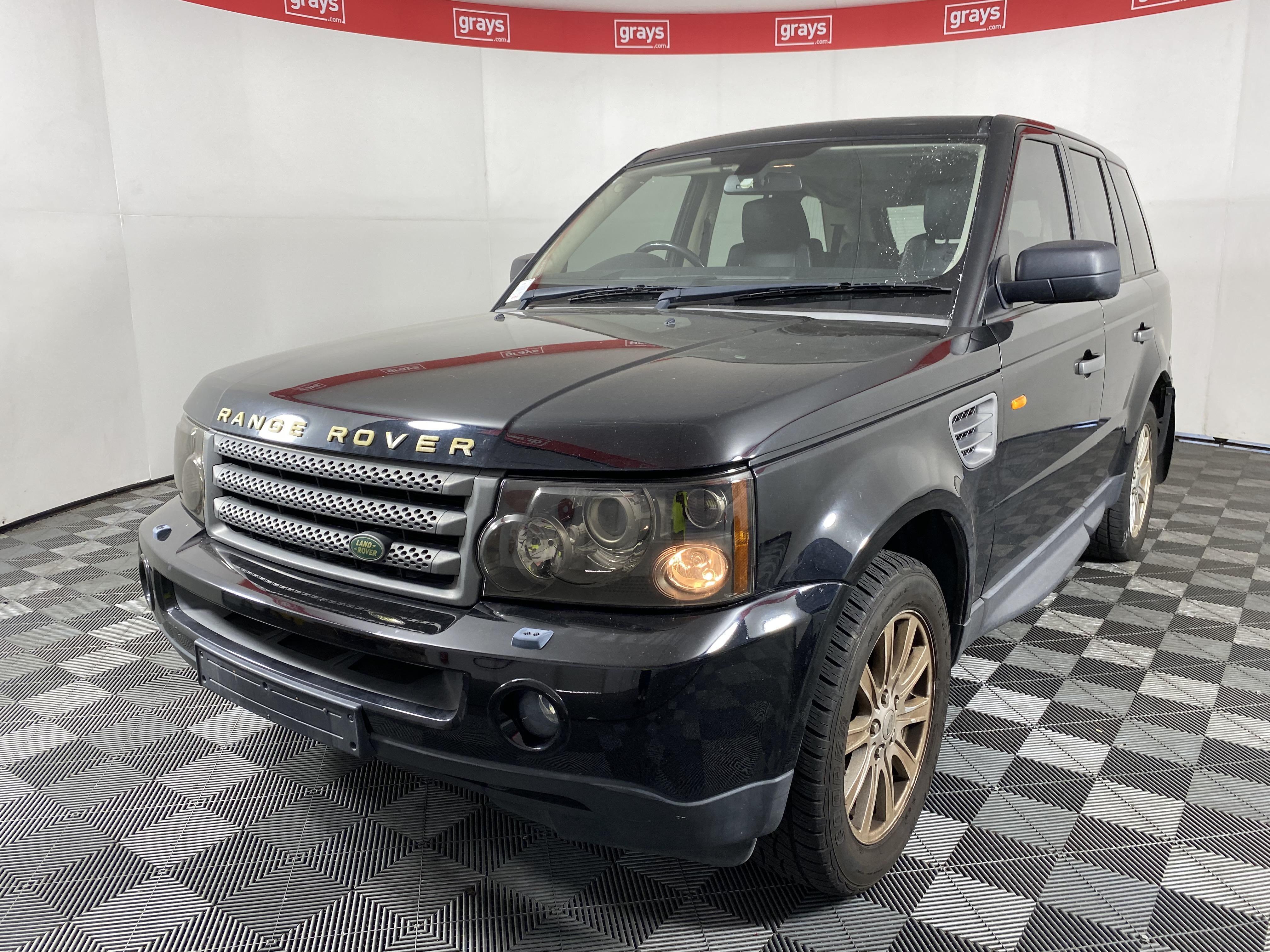 2006 (2007) Land Rover Range Rover Sport TDV6 T/Diesel Auto Wagon