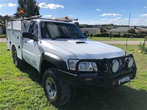 2012 Nissan Patrol 4WD Field Service Uni