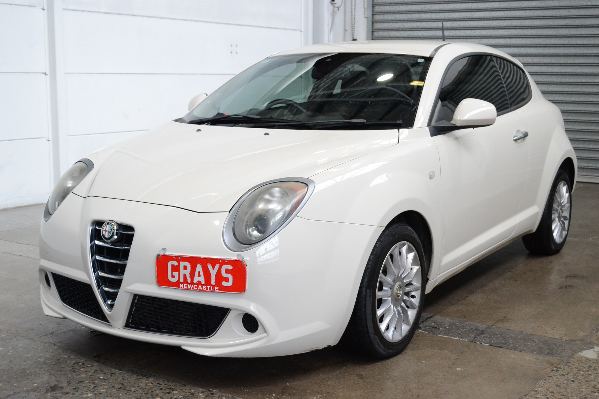2013 Alfa Romeo MiTo Progression Series II Automatic Hatchback