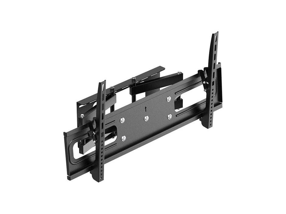 Monoprice EZ Series Full-Motion TV Wall Mount Bracket For TVs 37in to 70in